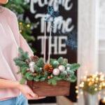 Decoración navideña para oficinas bucoprint